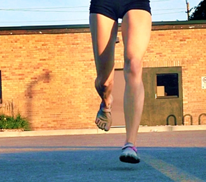vibram five fingers running techniques