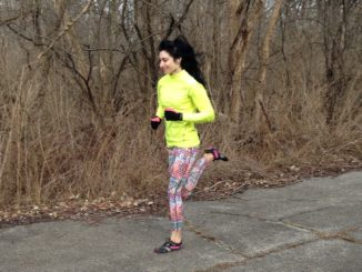 Heel Strike Runners Avoid Heel Strike When Tired