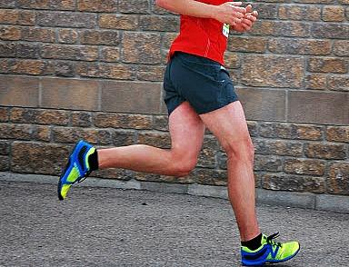 Forefoot Running is Better than Heel Striking Running