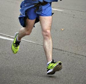 Foot Strike During Running