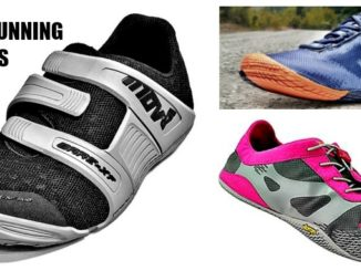 Low Heel Running Shoes