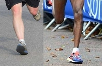Overpronation: Heel Strike vs Forefoot Strike