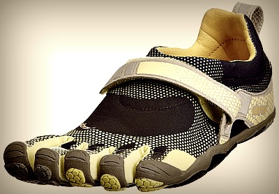 Vibram FiveFingers Reduces Knee and Back Pain in Runners