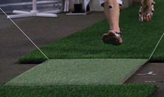 Running Barefoot on Pavement vs Grass