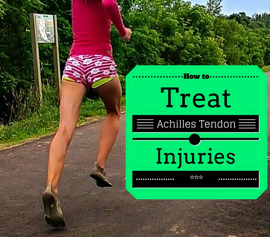 How to Treat Achilles Tendon Injuries