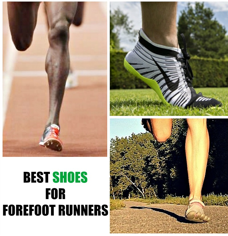 Best Running Shoes for Forefoot Runners