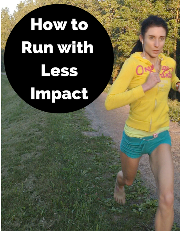 How to Run with Less Impact