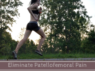 Patellofemoral Pain When Running