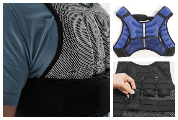 Using a Weight Vest During Running Boosts Performance