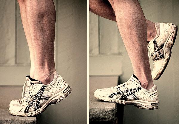How to treat Achilles tendon injury