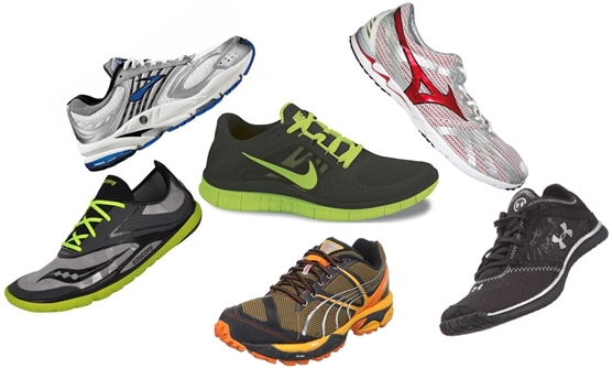 Avoid Altering Between Different Pairs of Running Shoes