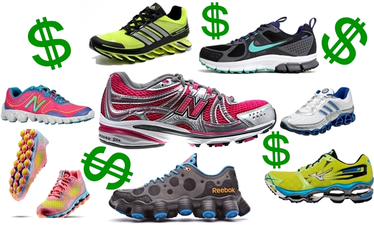Safe Running Shoes are the Cheapest, According to Study