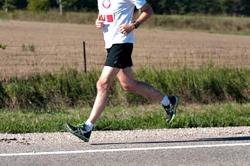 Heel Strike Runners Land Heavier than Forefoot Runners