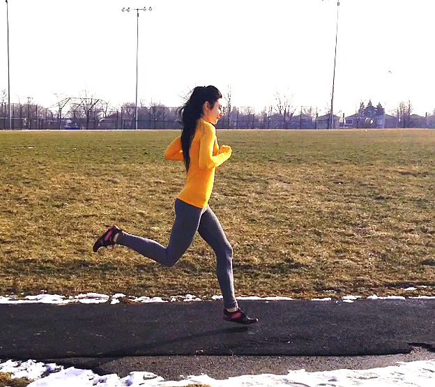 Use Your Intuition to Learn Forefoot Running