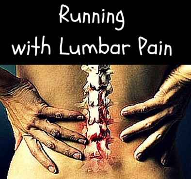 Back Pain in Lower Spine When Running