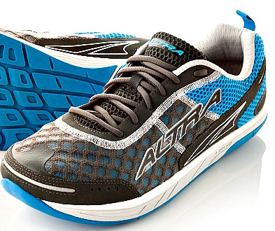 Maximum cushioned running shoes drains the spring from your stride