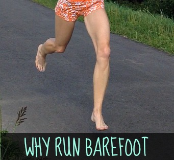Run Barefoot vs Shod