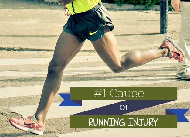 #1 Cause of Running Injury