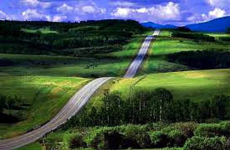 Running Up a Hill is Better Than Speedwork