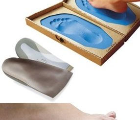 Foot Pain Inserts No Good for Plantar Fasciitis