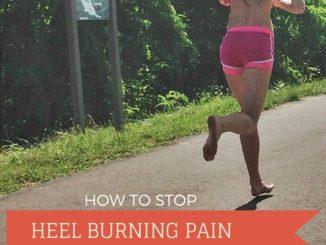 Heel Burning Pain When Running