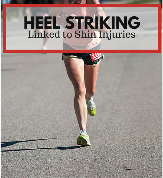 Shin Injuries Higher in Heel Strike Running