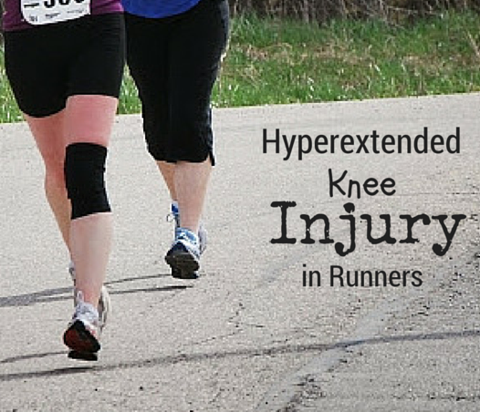 Hyperextended Knee Injury in Runners