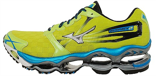 Most Mizuno Running Shoes Aren't Designed Well for Forefoot Running