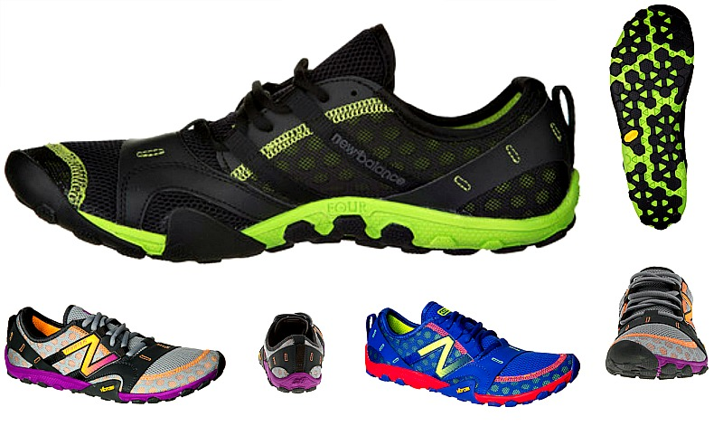 barefoot running shoes new balance womens