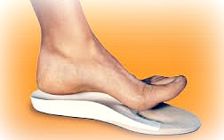 Runners need orthotics because cushioned running shoes induce abnormal foot movements