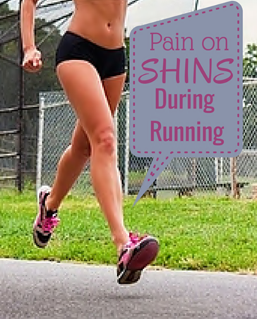 Pain on Shins During Running