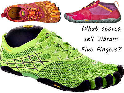 vibram five fingers stores in maryland