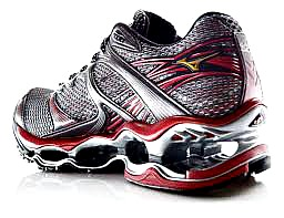 Heeled Running Shoes Dangerous for Running