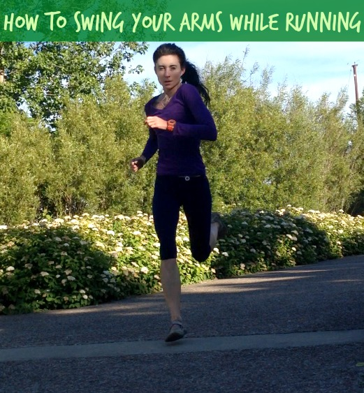 Arm Swing Running