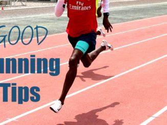 Good Running Tips on Leg Swing