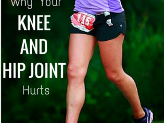 Why Your Knee and Hip Joints Hurt When Running