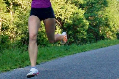 Avoid Landing on Toes in Forefoot Running