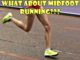 Midfoot Running