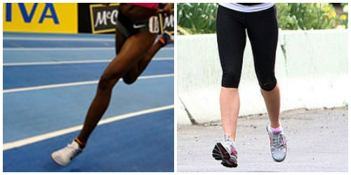 2 Body Parts that Allows Forefoot Running To Be More Economical