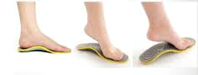 Running Shoes with Arch Support and Motion Control Create Weaker #Feet