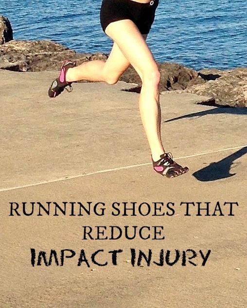 Running Shoes that Reduce Impact Injury