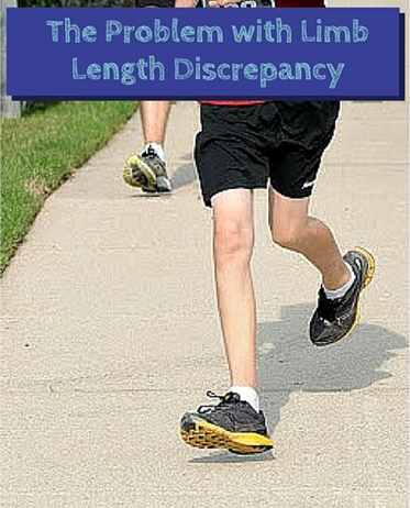 Limb Length Discrepancy - Problem for Heel Strike Runners