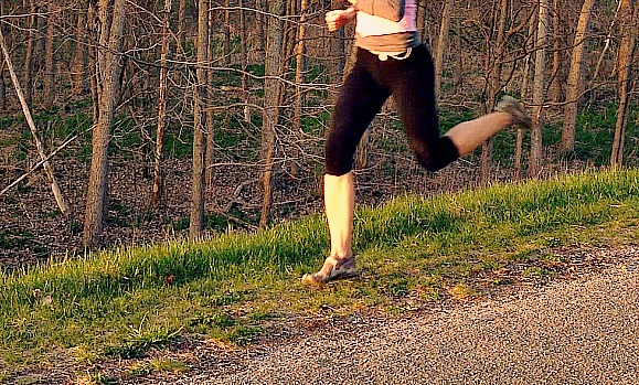 Barefoot/Minimalist Running and Arch Mobility