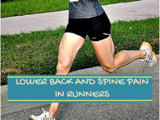 Cause of Lower Back and Spine Pain in Runners