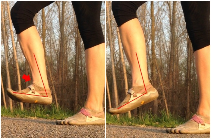 How to avoid Achilles injury from forefoot running