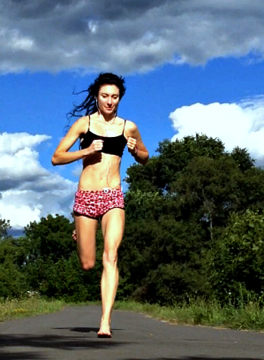 How Forefoot Running Reduces Calf Strain Pain