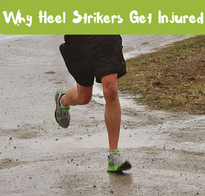 How Heel Striking Causes Injury