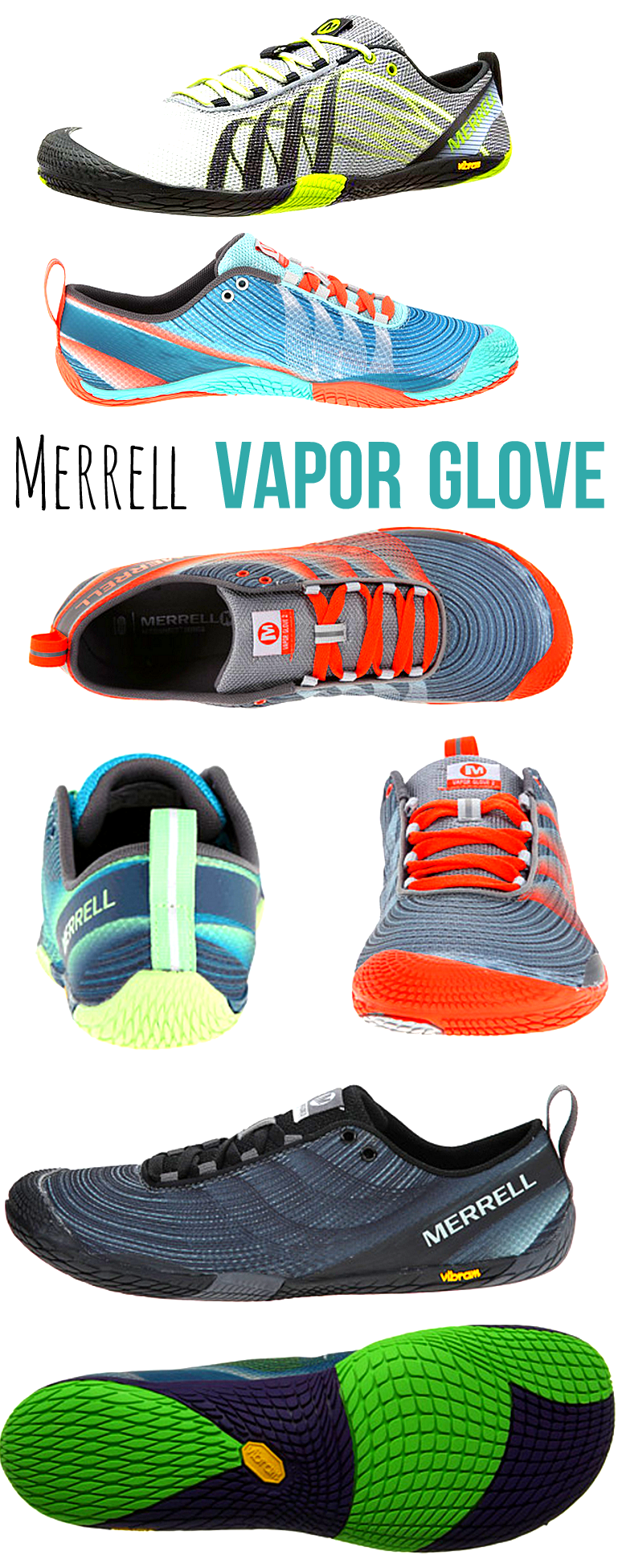 Merrell Vapor Glove Review for Forefoot Running