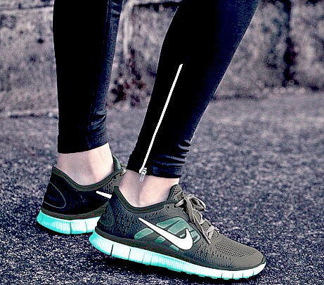 Nike Free Not for Forefoot Running Beginners
