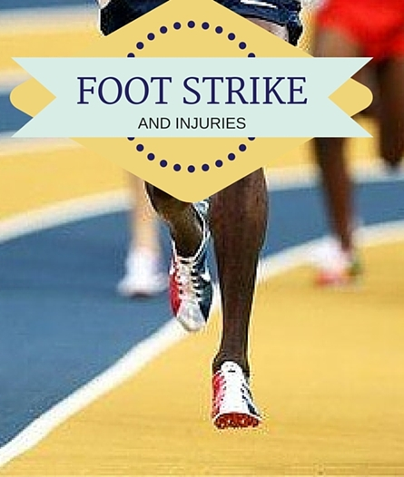 Running Foot Strike